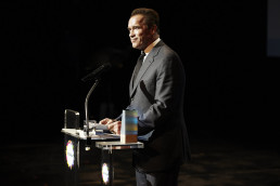 Arnold Schwarzenegger & Sustainia