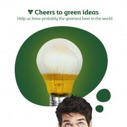 comunicación estratégica para Carlsberg, Carlsberg Group Green Ideas
