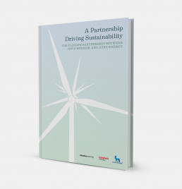A Partnership Driving Sustainability