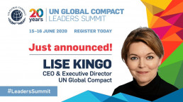 Lise Kingo Portrait of A Sustainable Business Pioneer