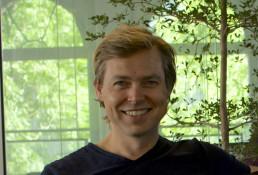Rasmus Schjødt Pedersen Sustainia CEO